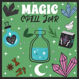 Magic Spell Jar – Na Szczęście/Pieniądze 2021