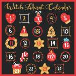Witch Advent Calendar – 11.2021r.